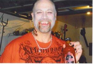 Vampire Greg