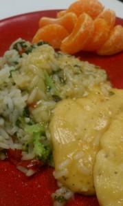 Lean Cuisine Chef's Pick, Lemon Chicken