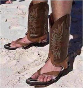 CowboyBootFlipFlops