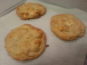 Captain Crunch and Marshmallow Cookies