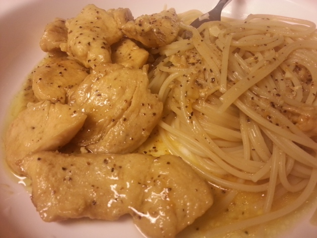 Meyer Limoncello Chicken
